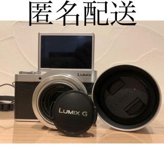 Panasonic - 【匿名配送】ミラーレスカメラ Panasonic gf9  ダブルレンズセット