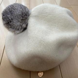 コドモビームス(こども ビームス)のスタンプストンプ ベレー帽 豊田エリーさんコラボ(帽子)