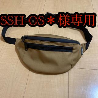 ジーユー(GU)のSSH-OS*様専用(ボディバッグ/ウエストポーチ)