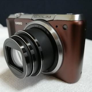 カシオ(CASIO)のカシオ エクリシム EX-ZR700 光学18倍ズーム 訳あり(レンズカビ)(コンパクトデジタルカメラ)