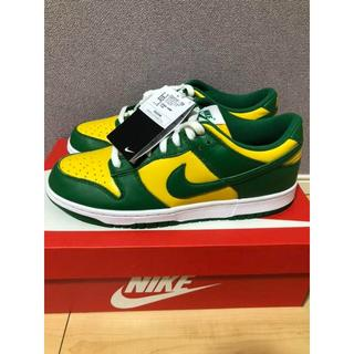 NIKE DUNK LOW SP BRAZIL 27cm(スニーカー)