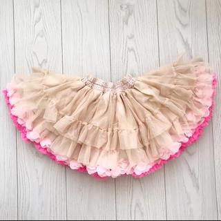 フェフェ(fafa)のパンパンチュチュ スカート ♡ Lサイズ(スカート)