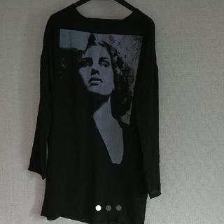 ムルーア(MURUA)のMURUAのロングTシャツ(Tシャツ(長袖/七分))