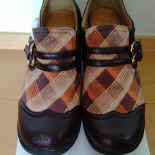 アシナガオジサン(あしながおじさん)のあしながおじさん 靴 パンプス 23.0cm(ローファー/革靴)