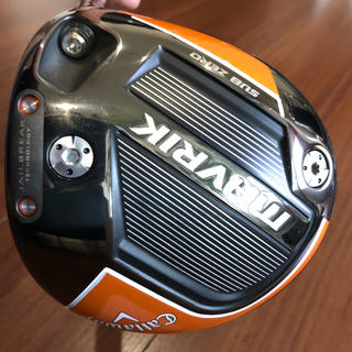 キャロウェイゴルフ(Callaway Golf)の超美品 マーベリックサブゼロ9° スピーダー661エボ6S ドライバー(クラブ)