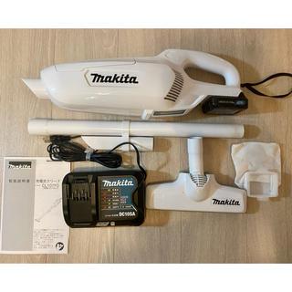 Makita - マキタ Makita コードレス掃除機 CL107FD スタンド付き