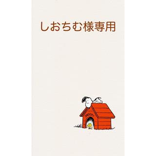 ピーナッツ(PEANUTS)のエコバッグ•ポケット付きポーチ ハンドメイド(エコバッグ)