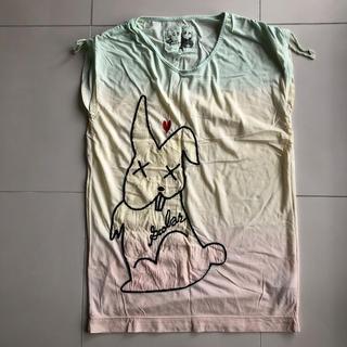 スカラー(ScoLar)のスカラー 袖無しTシャツ(Tシャツ(半袖/袖なし))