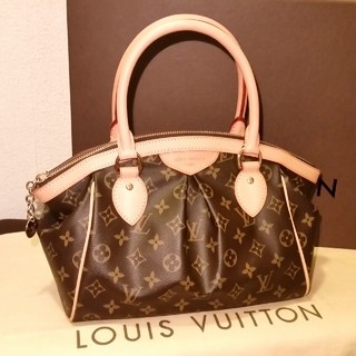 LOUIS VUITTON - ほぼ未使用 綺麗、ハンドバッグ、トートバッグ