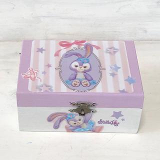 ダッフィー(ダッフィー)の♡クッキー♡様専用、ダッフィー☆ステラルー小物入れ、ハンドメイド(雑貨)