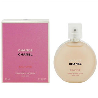 CHANEL - 【新品未開封】CHANEL ヘアーミスト CHANCE/EAU VIVE