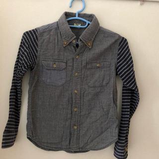 ライトオン(Right-on)のライトオン  長袖シャツ 130(Tシャツ/カットソー)