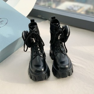 PRADA - Prada プラダ 大人気 ブーツ