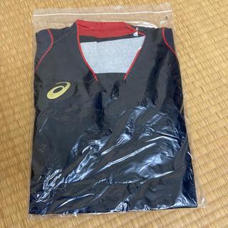 asics - ベースボールシャツ