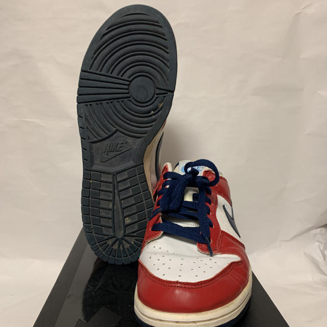 NIKE(ナイキ)のNIKE DUNK LOW  Supreme Court メンズの靴/シューズ(スニーカー)の商品写真