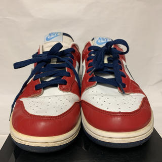 ナイキ(NIKE)のNIKE DUNK LOW  Supreme Court(スニーカー)