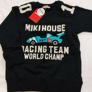 mikihouse - ミキハウス110サイズレーシングカートレーナー