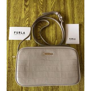 Furla - FURLAリリー ベージュ