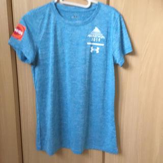 アンダーアーマー(UNDER ARMOUR)の横浜マラソン レディース Tシャツ(Tシャツ(半袖/袖なし))