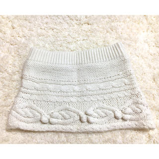 ベビーギャップ(babyGAP)のbabyGAP  ニットスカート 80(スカート)