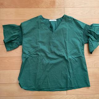 ショコラフィネローブ(chocol raffine robe)のショコラフィネローヴ ブラウス(シャツ/ブラウス(長袖/七分))