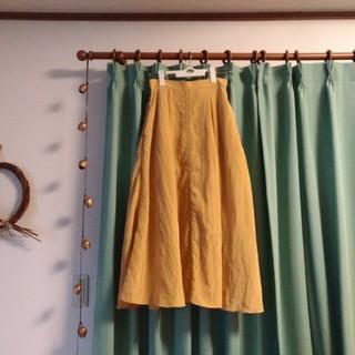 ルシェルブルー(LE CIEL BLEU)のロングスカート LE CIEL BLEU Sサイズ★XSサイズ(ロングスカート)