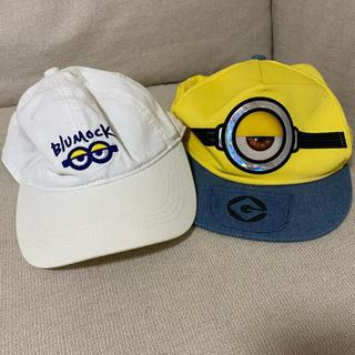 ユニバーサルスタジオジャパン(USJ)の最終値下げ*USJミニオン帽子(帽子)