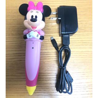 Disney - dwe ミニー マジックペン 充電器 セット