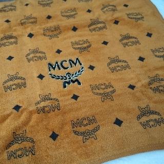 エムシーエム(MCM)のMCM タオルハンカチ 未使用(ハンカチ)