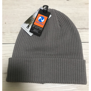 ニューエラー(NEW ERA)のNEWHATTAN ニューハッタン ニット帽 ニットキャップ(ニット帽/ビーニー)