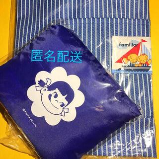 【非売品!レア】エコバッグ2個2種セット(ブルー系)(キャラクターグッズ)