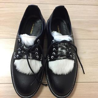 エンダースキーマ(Hender Scheme)のエンダースキーマ ドレスシューズ 24.5(ローファー/革靴)