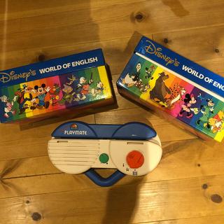 Disney - DWE  トークアロング1式