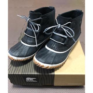 ソレル(SOREL)の気まぐれセール^ ^美品🌟SOREL スノーレインブーツ ウォータープルーフ(レインブーツ/長靴)