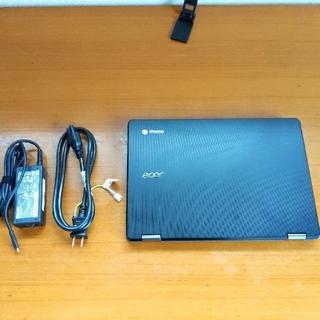 エイサー(Acer)の【フィルム付】Chrome book spin11 acerエイサー 3点セット(ノートPC)