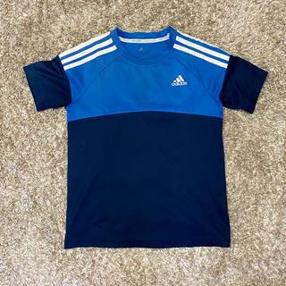 adidas - 【adidas】スポーツ着 スポーツTシャツ サッカー 150cm