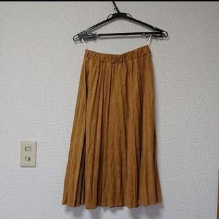 セシルマクビー(CECIL McBEE)のプリーツスカート ロングスカート CECIL McBEE(ロングスカート)