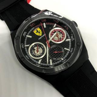 フェラーリ(Ferrari)の【新品!日本未発売】スクーデリア・フェラーリ ウォッチ クロノグラフ メンズ(腕時計(アナログ))