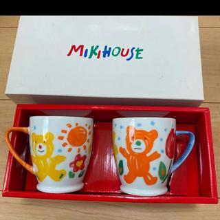 ミキハウス(mikihouse)の新品未使用 MIKIHOUSEマグカップ(マグカップ)