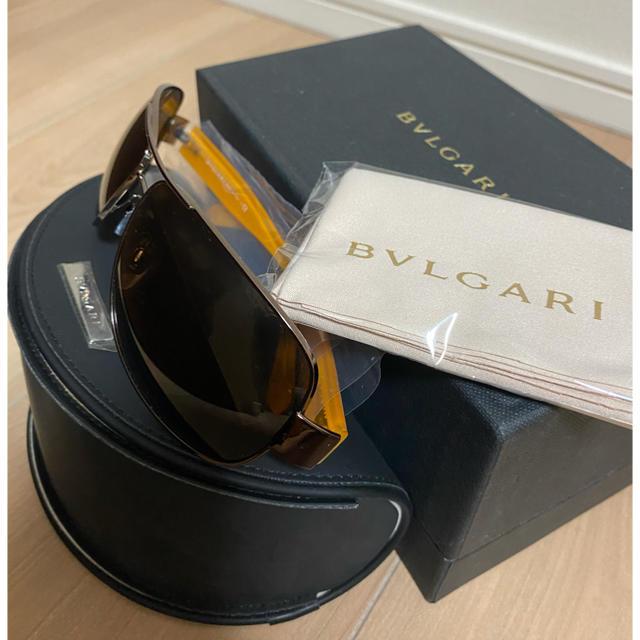 BVLGARI(ブルガリ)のBVLGARI 未使用サングラス  メンズのファッション小物(サングラス/メガネ)の商品写真
