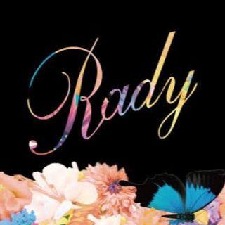 レディー(Rady)の【miiko様専用】Rady ノベルティ ブラック×ピンク新品(その他)