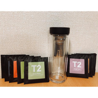 T2 tea 紅茶 ギフトセット(茶)