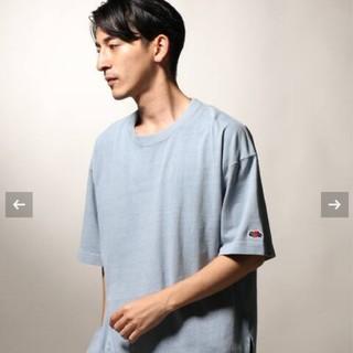 ジャーナルスタンダード(JOURNAL STANDARD)のFRUIT OF THE LOOM×relume / 別注  SLIT Tee(Tシャツ/カットソー(半袖/袖なし))
