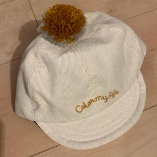 アンパサンド(ampersand)のベビー 帽子 46cm(帽子)