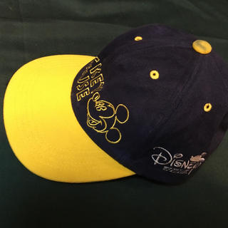 Disney - ミッキーマウス キャップ帽子