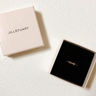 ジルスチュアート(JILLSTUART)のJILLSTUART ♡ リボン 指輪(リング(指輪))