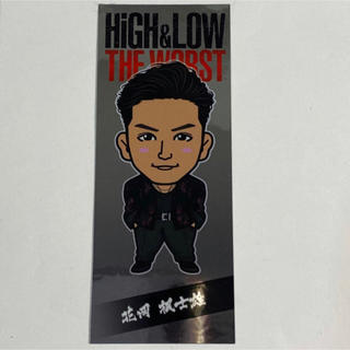 THE RAMPAGE - THE RAMPAGE HIGH&LOW THE WORST 花岡楓士雄