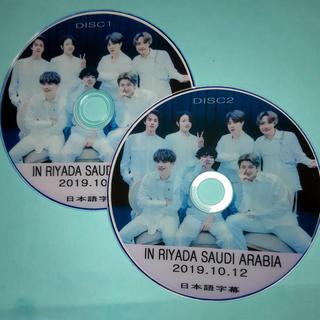防弾少年団(BTS) - BTS 💜SYS サウジアラビア公演 2枚組