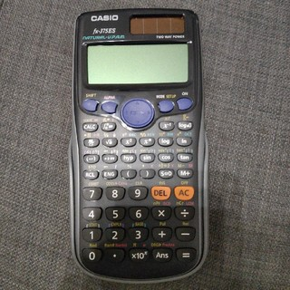 カシオ(CASIO)の関数電卓 CASIO製(OA機器)