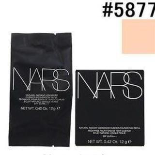 ナーズ(NARS)の新品 ナーズ クッション ファンデーション #5877 レフィル(ファンデーション)